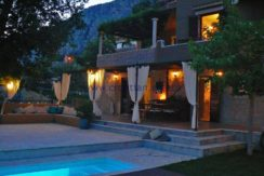 croatia omis villa pool 2