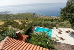 croatia omis villa pool 3