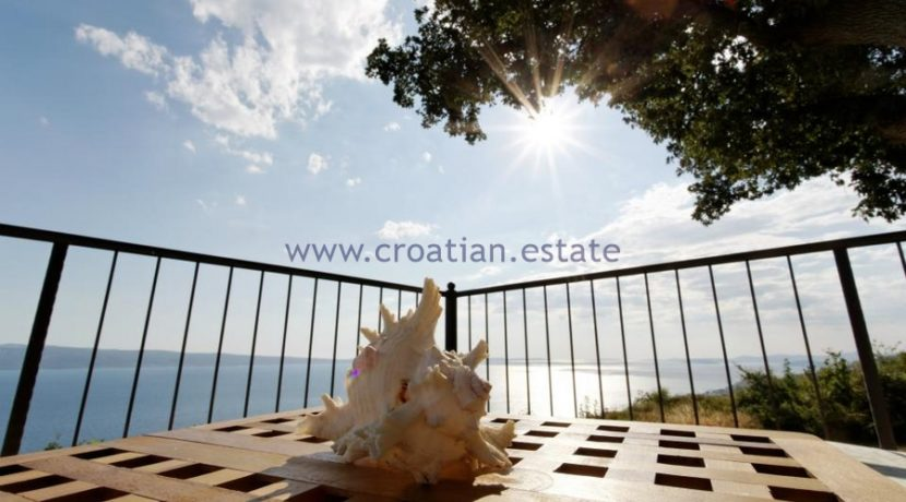 croatia omis villa pool 95
