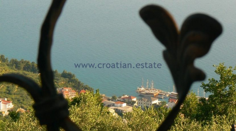 croatia omis villa pool 96