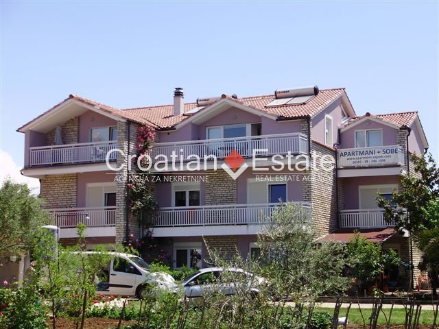 Sukošan, 12 apartement villa for sale