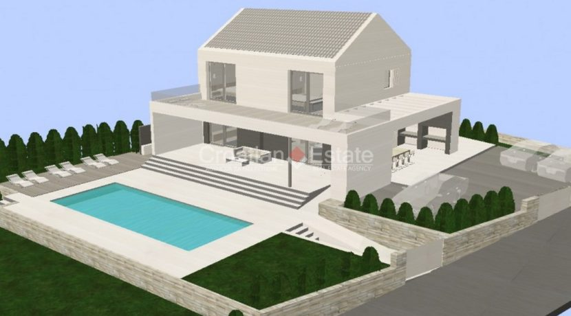 Island Brac villa for sale