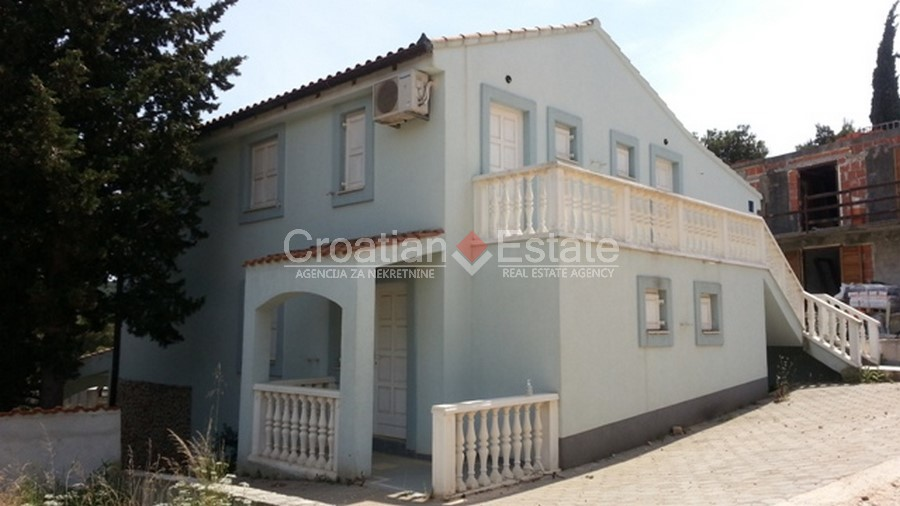 Island Brac, house with the sea view for sale