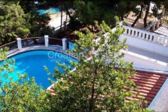 Ciovo Trogir villa for sale seafront sea direct pool (12)
