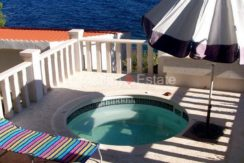 Ciovo Trogir villa for sale seafront sea direct pool (13)