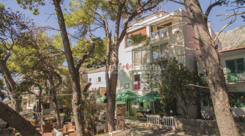 Makarska hotel for sale