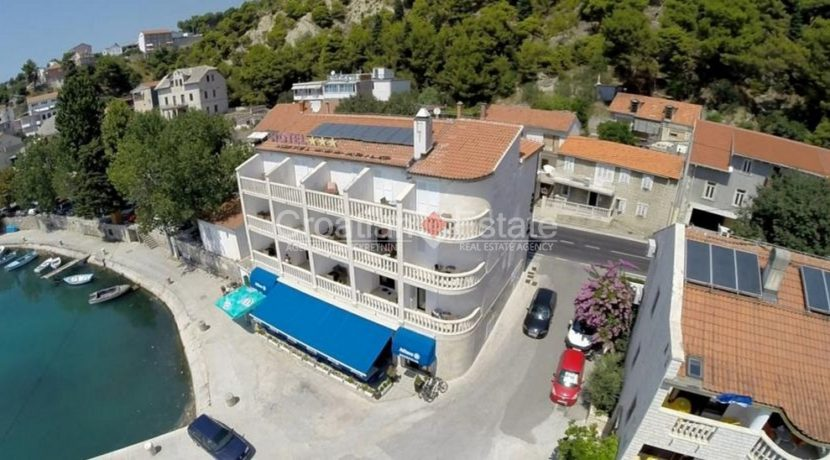 hotel for sale croatia omis croatian (1)