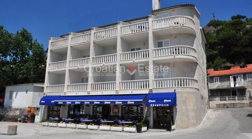Omis hotel for sale
