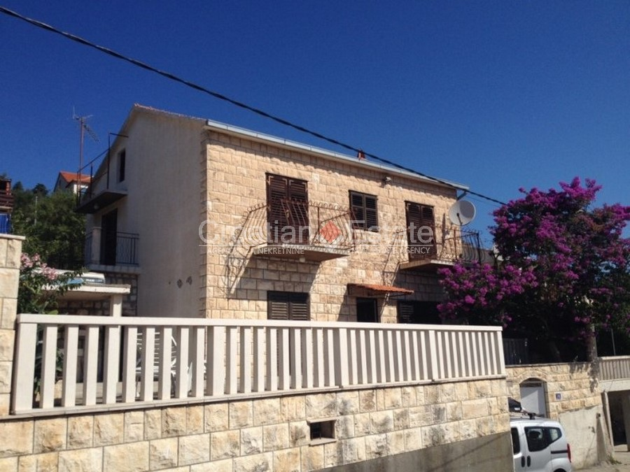 Island Brač, renovated stone house for sale