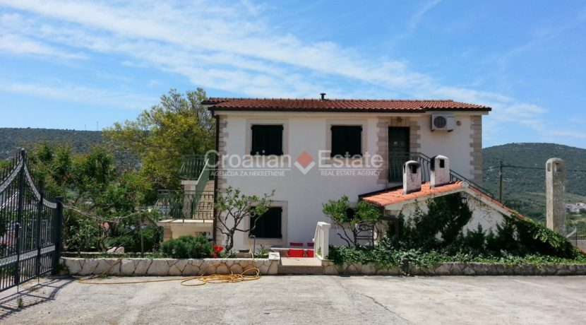 house trogir marina sea view realestate propetry (7)