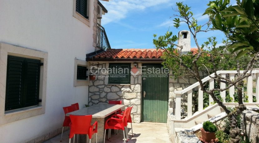 house trogir marina sea view realestate propetry (8)