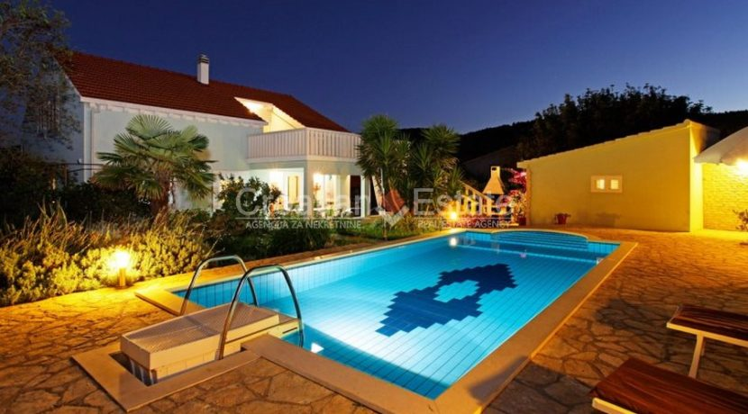korcula vela luka house pool for sale croatian (27)