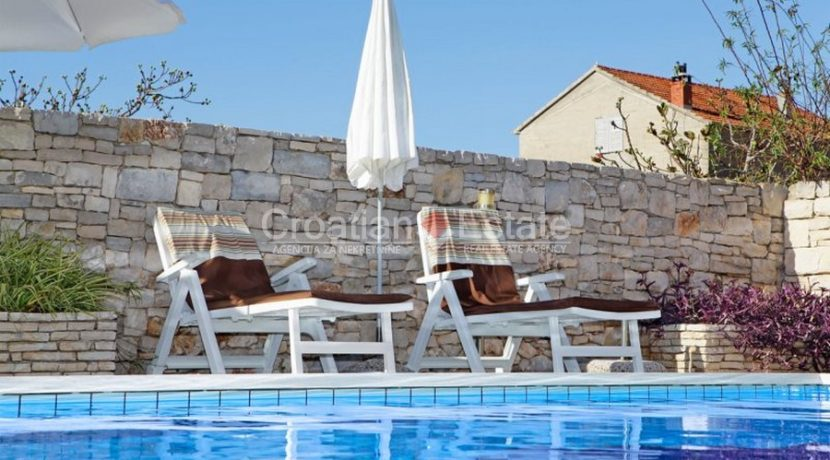 korcula vela luka house pool for sale croatian (4)