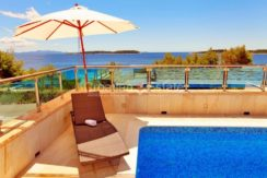 kouse korcula island pool sea new croatian (2)