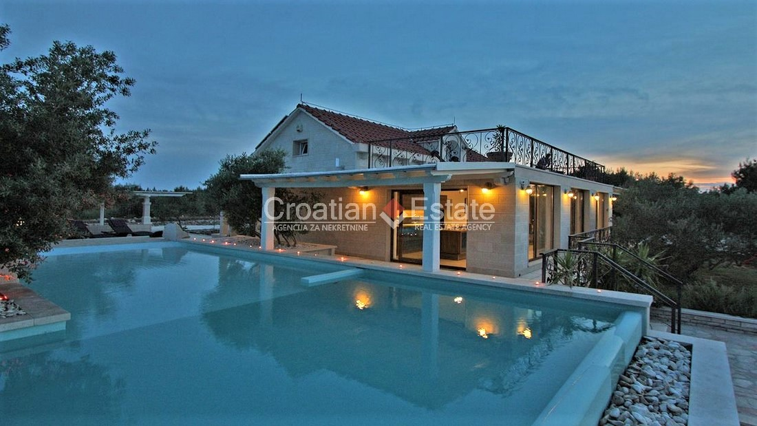 ... Villa Brac Pool New Big Plot For Sale (3)