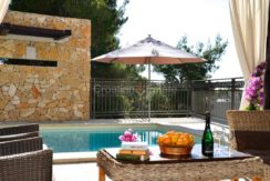 Brac villa with pool 8