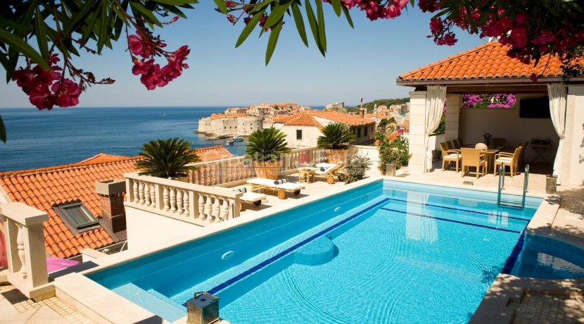 Luxury villa dubrovnik with pool , sea view for sale zum verkaufen (13)