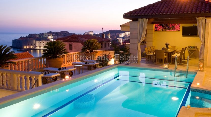 Luxury villa dubrovnik with pool , sea view for sale zum verkaufen (29)