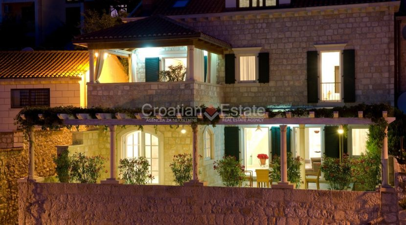 Luxury villa dubrovnik with pool , sea view for sale zum verkaufen (32)