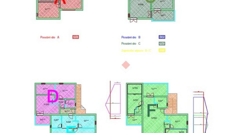 apartment house trogir for sale sea view (2)