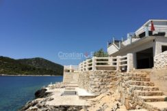trogir marina seafront villa house for sale pool view (2)