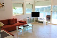 trogir marina seafront villa house for sale pool view (4)