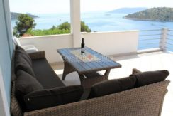 trogir marina seafront villa house for sale pool view (5)