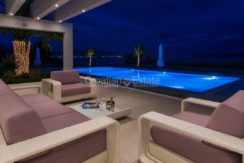 trogir seafront first row villa direct on the beach big plot for sale zum verkaufen (6)