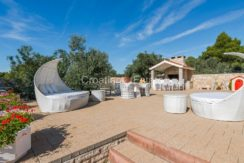 villa seafront big plot pool view Sibenik (10)