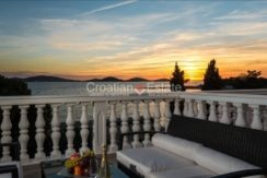 villa seafront big plot pool view Sibenik (25)
