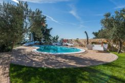 villa seafront big plot pool view Sibenik (7)