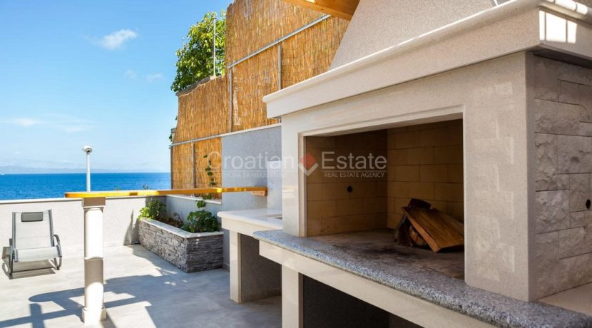 Korcula newly built villa with pool seafront 14 (Kopiraj)