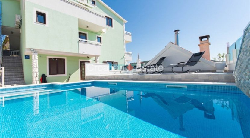 Ciovo apartment house summer kitchen pool sale 1 (Kopiraj)