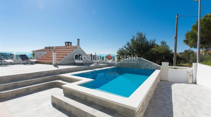 Ciovo apartment house summer kitchen pool sale 36 (Kopiraj)