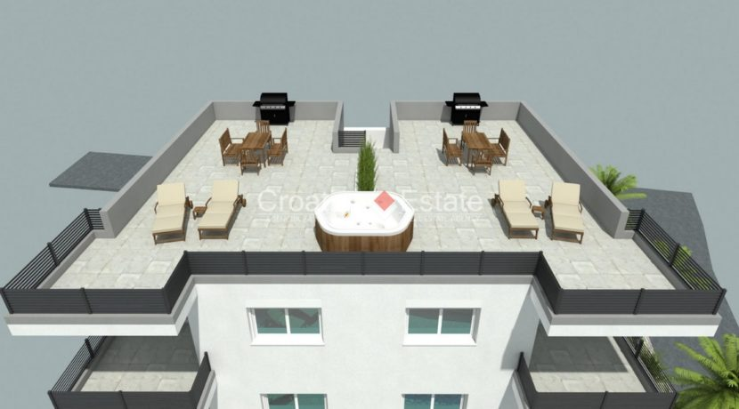 Ciovo two bedroom apartment common pool for sale 10 (Kopiraj)