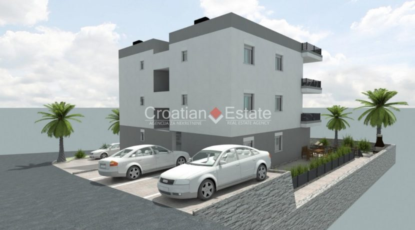 Ciovo two bedroom apartment common pool for sale 4 (Kopiraj)