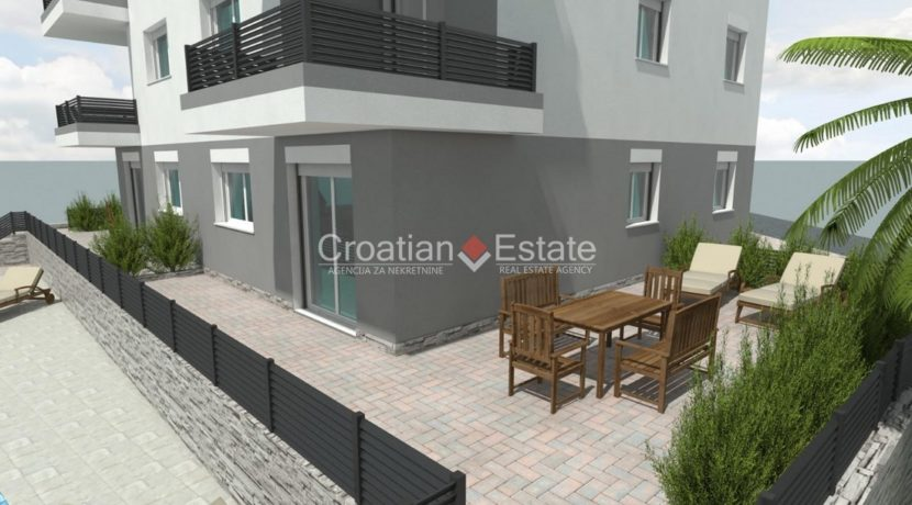Ciovo two bedroom apartment common pool for sale 6 (Kopiraj)