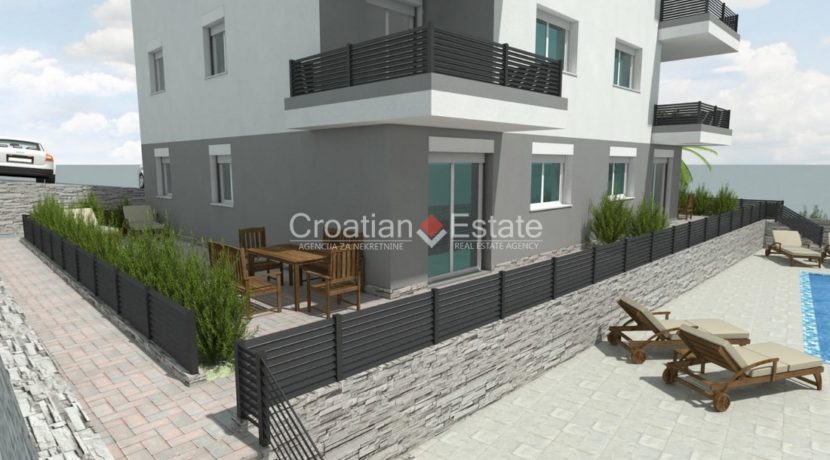 Ciovo two bedroom apartment common pool for sale 7 (Kopiraj)