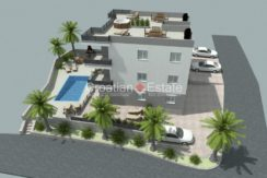 Ciovo two bedroom apartment common pool for sale 8 (Kopiraj)