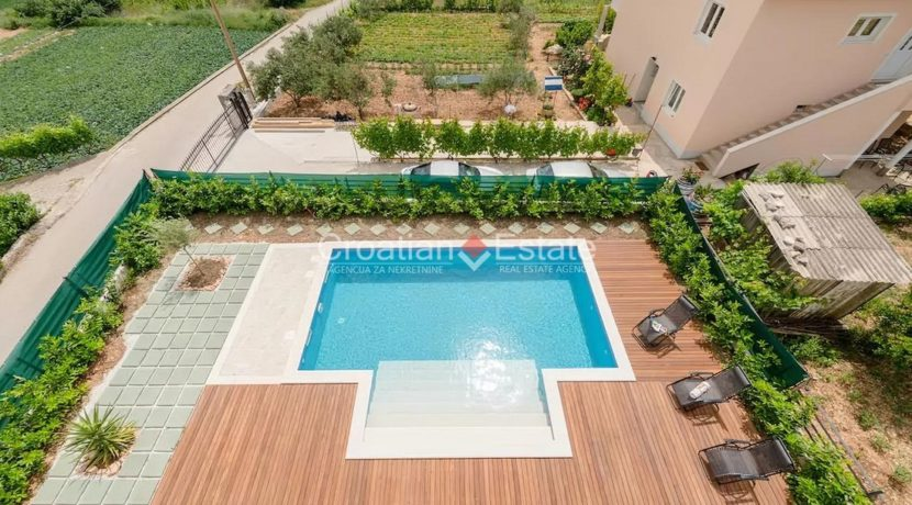 Trogir Seget villa pool sea view sale 19 (Kopiraj)