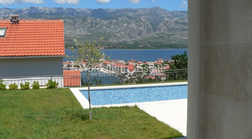 Vinjerac new stone villa pool sea mountain view sale 16 (Kopiraj)